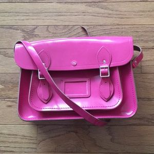 The Cambridge Satchel Company pink satchel bag